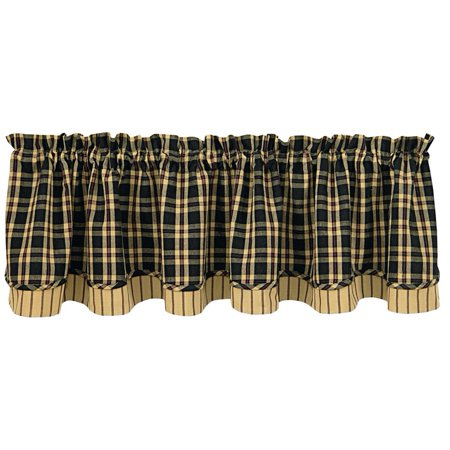 Cambridge Layered Valance 95 Buick Park Ave