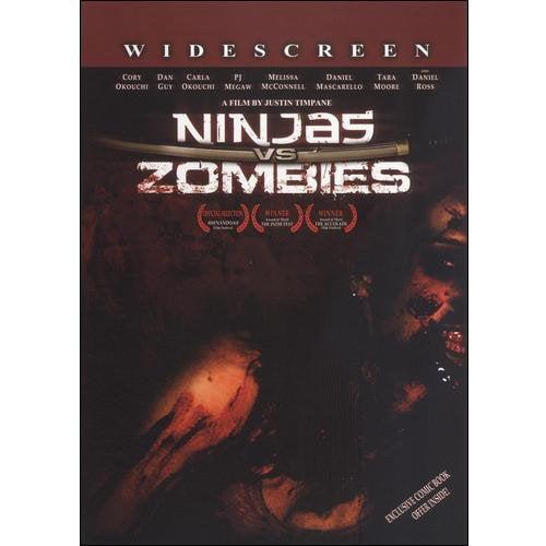 Ninjas vs. Zombies [DVD]
