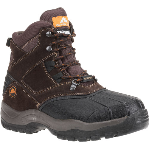Ozark Trail - Men's Eagle Waterproof Thinsulate Lace-Up Winter Snow Boots