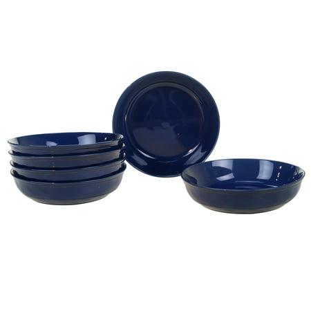 Blue Soup Tureen (Orbit Cobalt Blue Set/6 Soup Bowl, 8.5