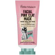 Petite Maison Facial Pink Clay Mask | Brightening Purifying Bentonite Clay