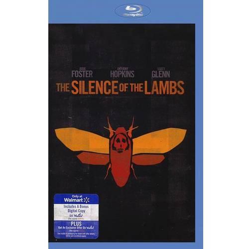 Silence Of The Lambs (Blu-ray + Digital Copy) (Walmart Exclusive)