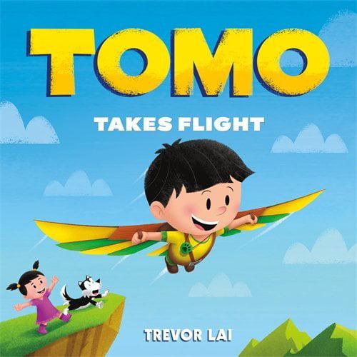 Tomo Takes Flight (Tomo's Adventure Journal) - image 1 of 1