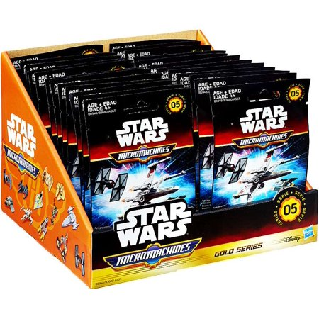 Star Wars The Force Awakens Micro Machines Series 5