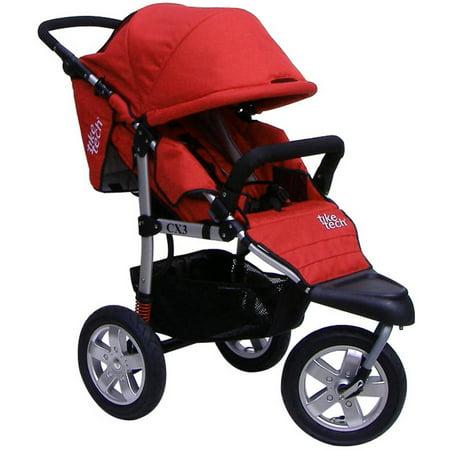 Tike Tech CityX3 Swivel Single Stroller