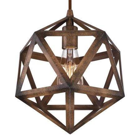 1 Light 10 Pendant - Westinghouse 6355500 1-Light 10