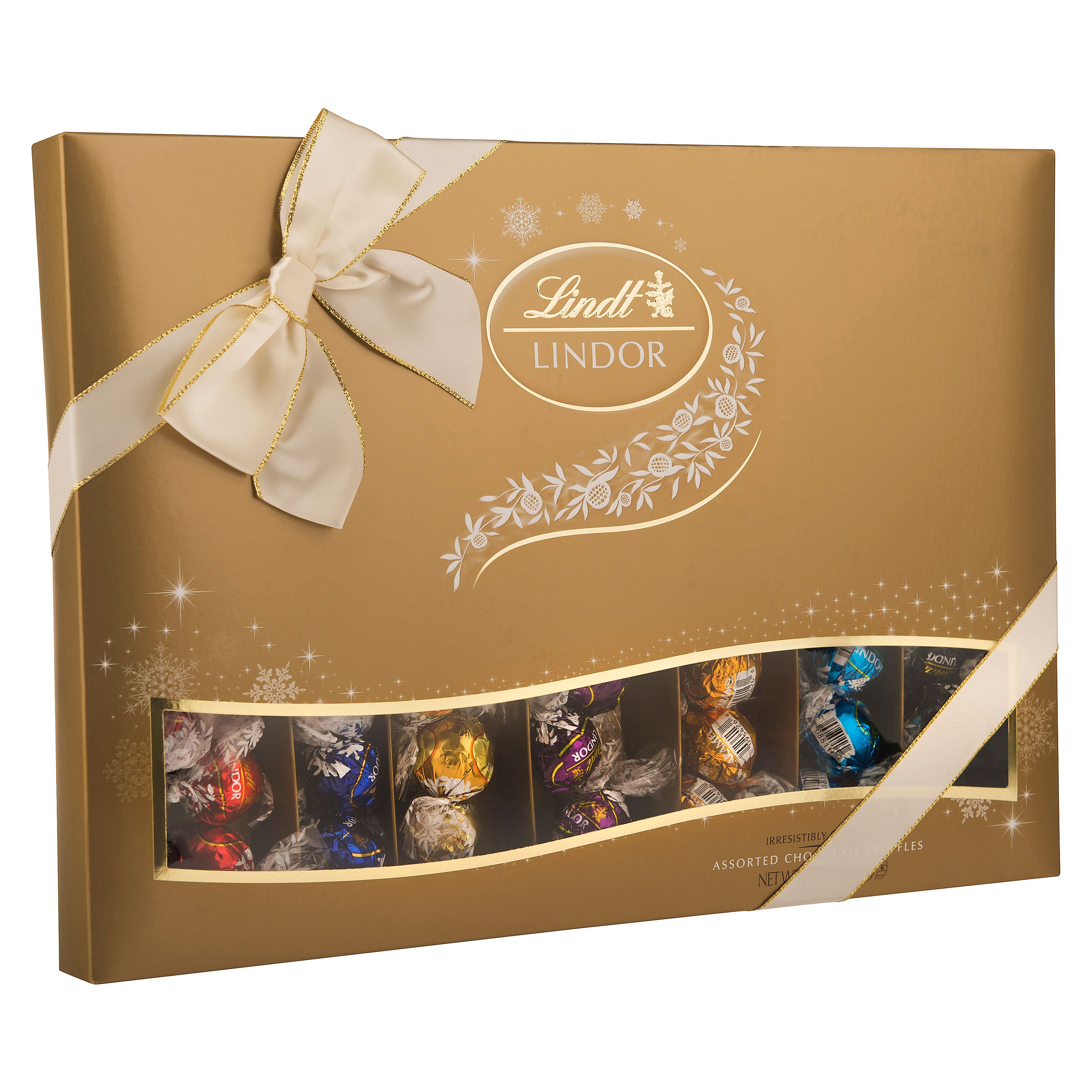Lindt Lindor Deluxe Assorted Gift Box, 20.7 Oz.