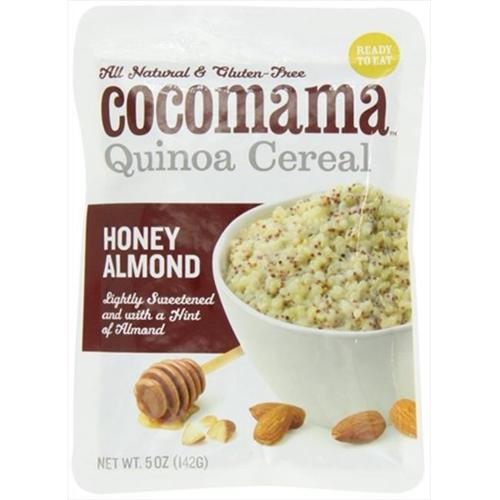 Crl Quinoa Honey Almond 5 Oz -Pack of 6