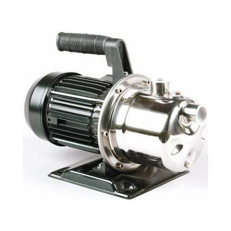 Pentair Water 123343 Portable Utility/Transfer Sprinkler Pump, 1-HP Motor, 10-GPM - Quantity 1