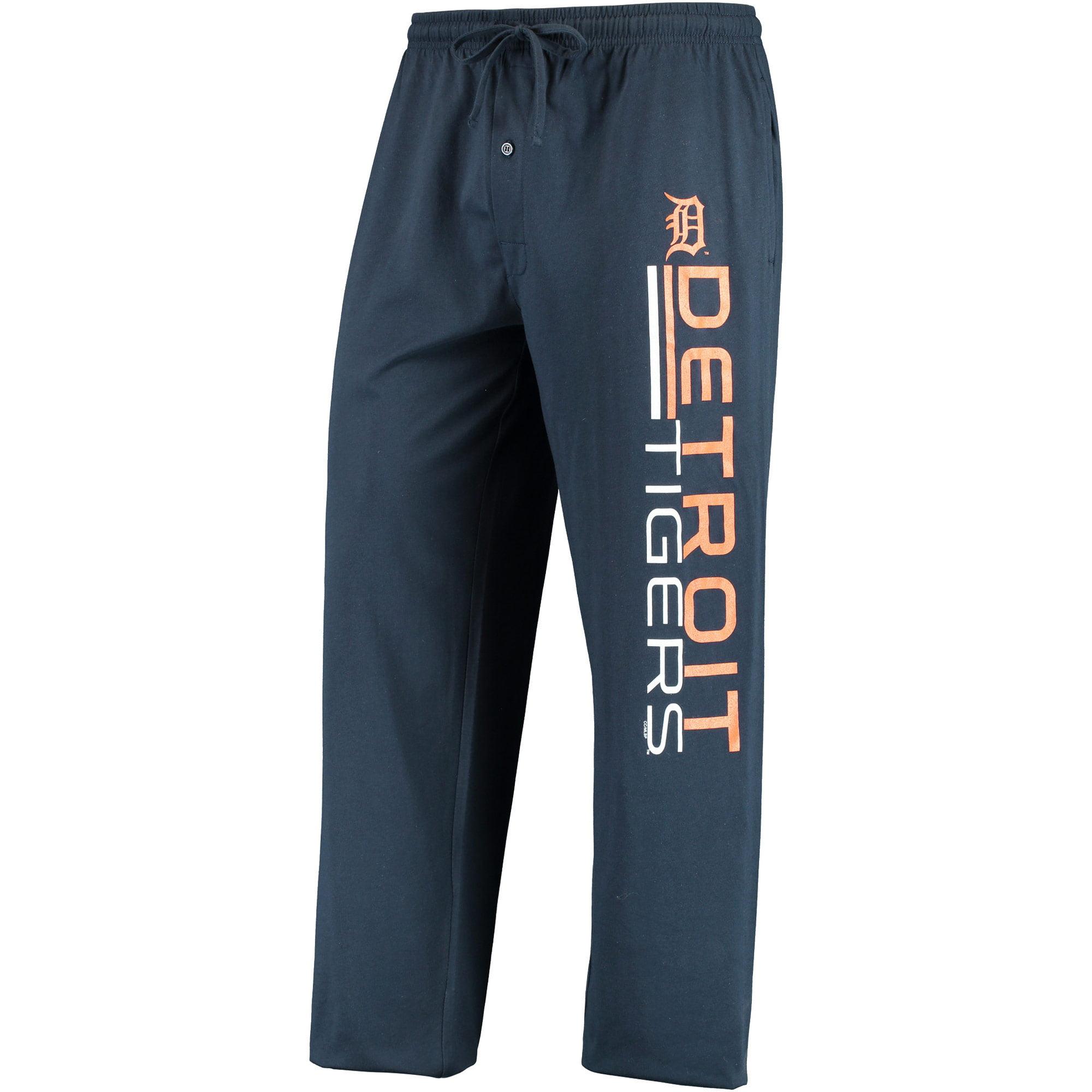 Detroit Tigers Concepts Sport NBO Knit Pants - Navy