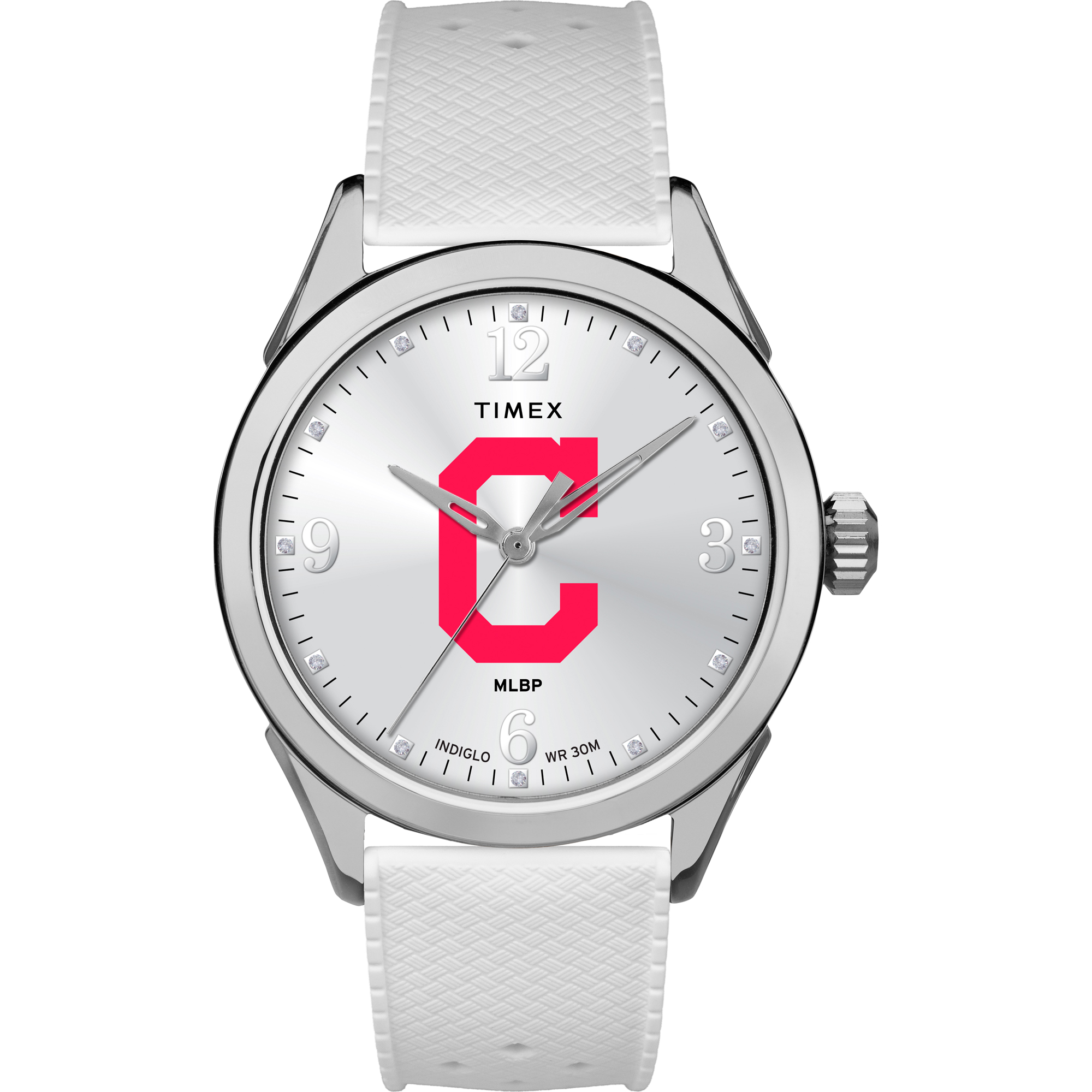 Cleveland Indians Women's Athena Watch - No Size