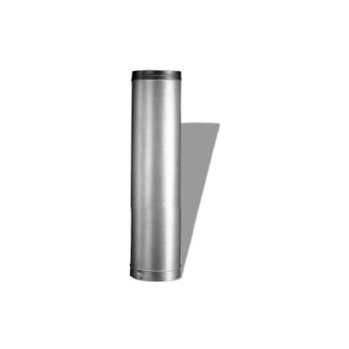"DuraVent 6DLR-36O 6"" Inner Diameter - DuraLiner Rigid Liner Chimney Pipe -  Double"