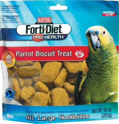 CENTRAL - KAYTEE PRODUCTS, INC PARROT BISCUITS 10 OZ