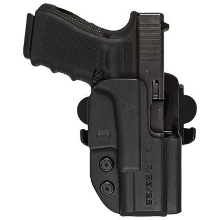 Comp-Tac International OWB Compatible with Glock 19/23/32 Gen 1-4 Kydex (Best Kydex Owb Holster For Glock 26)