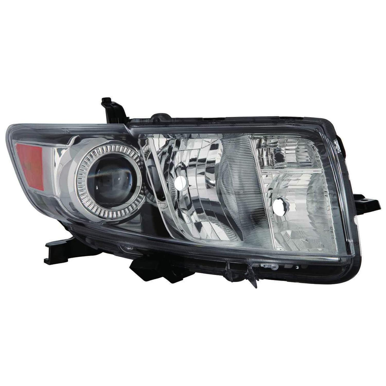 2011-2015 Scion xB  Aftermarket Passenger Side Front Head Lamp Lens and Housing 8113012E20 CAPA