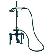 Elizabethan Classics ECRM21 Rim Mount Tub Filler & Shower System with Hand Shower