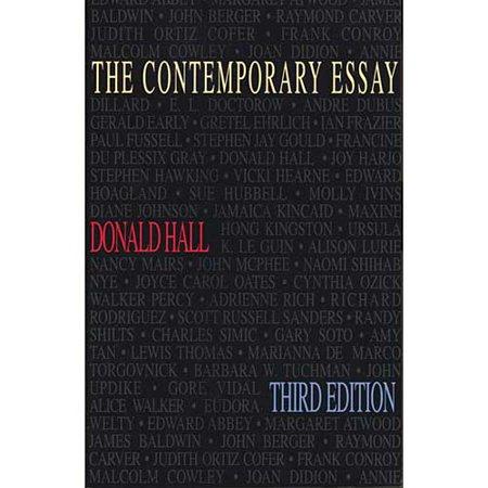 essay contemporary essay