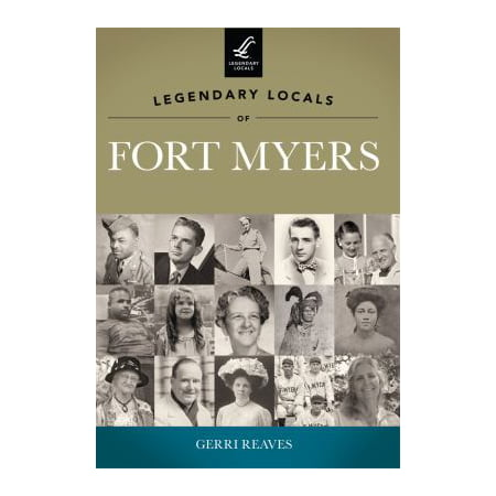 Legendary Locals of Fort Myers [Legendary Locals] [FL] [Legendary Locals] - Fort Myers Pink Girl