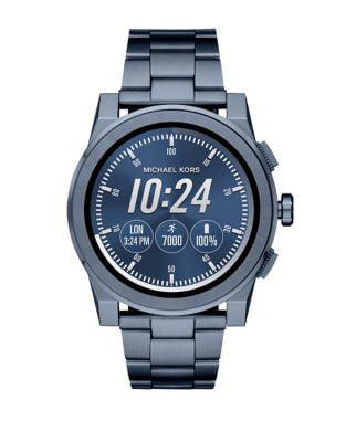 Access Grayson Blue IP Touchscreen Smartwatch