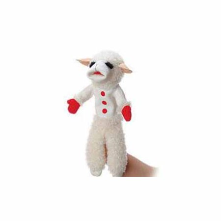Lamb Chop Body Puppet by Aurora - 15097