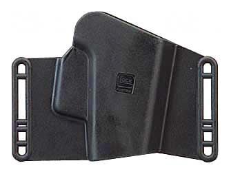 "Glock OEM Sport Combat Holster, Fits Glock 17, 19, 22, 23 with 4.5"" Barrel, Ambidextrous, Black by Glock"