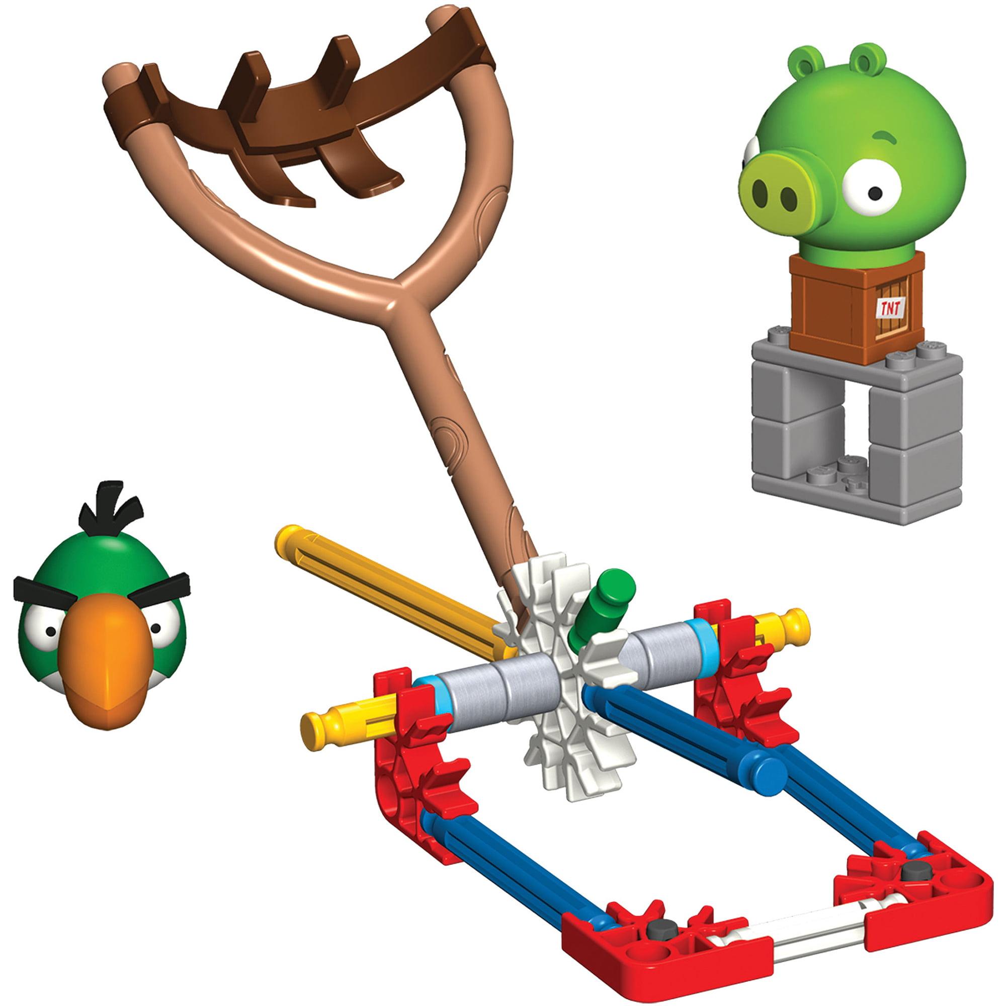 K'NEX Angry Birds Hal vs. Medium Minion Pig