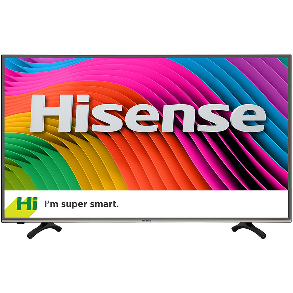 "Hisense 43H7D 43""ultra Hdtv 3840x2160 4k Hdr Smart 4-hdmi 3-usb 1-comp Ethernet"