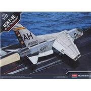 "Academy USN F-8E VF-162""The Hunters"" Model Kit"