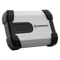 DataLocker IronKey Enterprise H350 500GB USB 3.0 Encrypted External Hard Drive