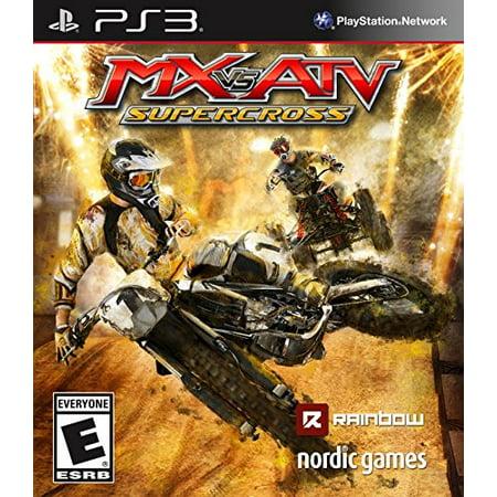 3 Year Hardware - MX vs ATV: Supercross (PS3)