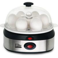Elite Platinum EGC-207 Stainless Steel Automatic Egg Cooker