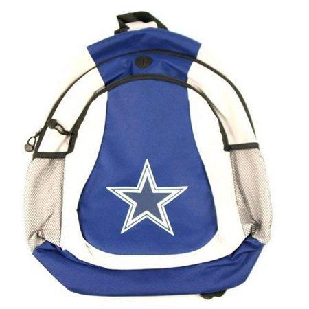 Nfl Dallas Cowboys Fan - NFL Dallas Cowboys Full Size Nylon Backpack By Pro Fan Ity