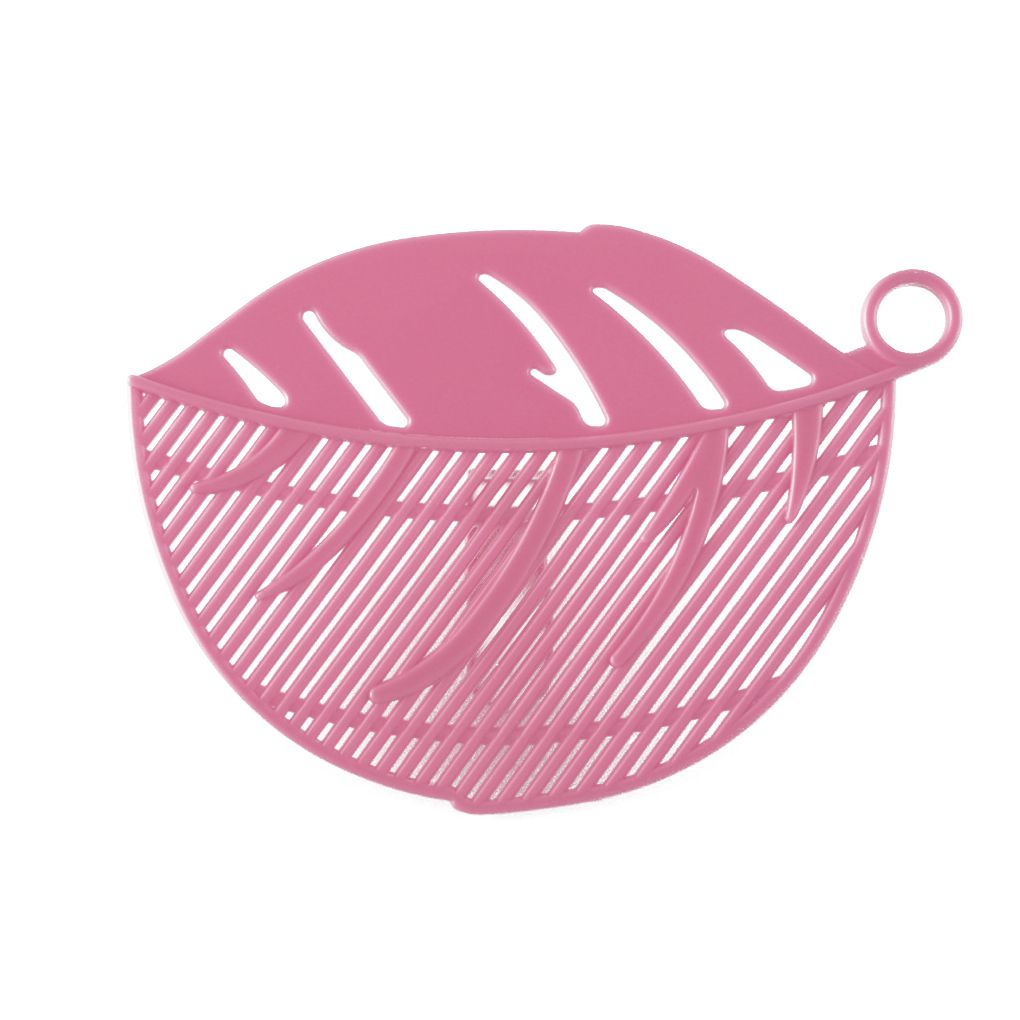 Plastic Rice Beans Washing Strainer Cleaning Colander Kitchen Tool Filtering Baffle
