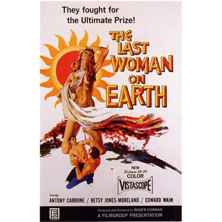 Earth Day Halloween Costumes (The Last Woman on Earth POSTER (27x40))