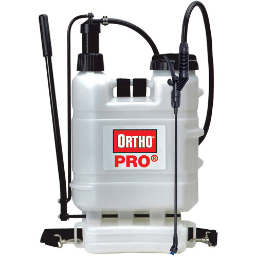 Ortho 67184 4-Gallon Ortho Backpack Professional Poly Compression Sprayer