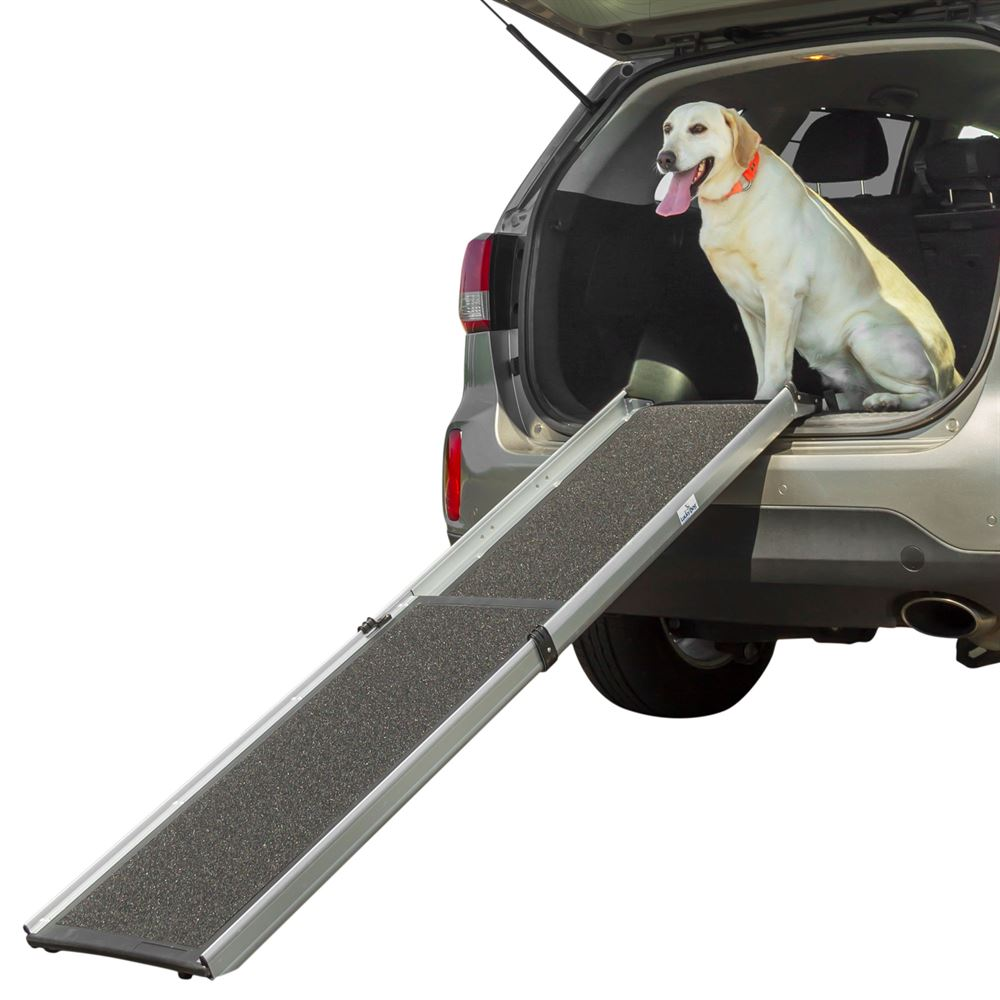 Lucky Dog 6 ft. Telescoping Dog Ramp