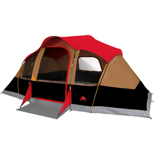 Image gallery trail 10 x 16 for Small 2 room tent