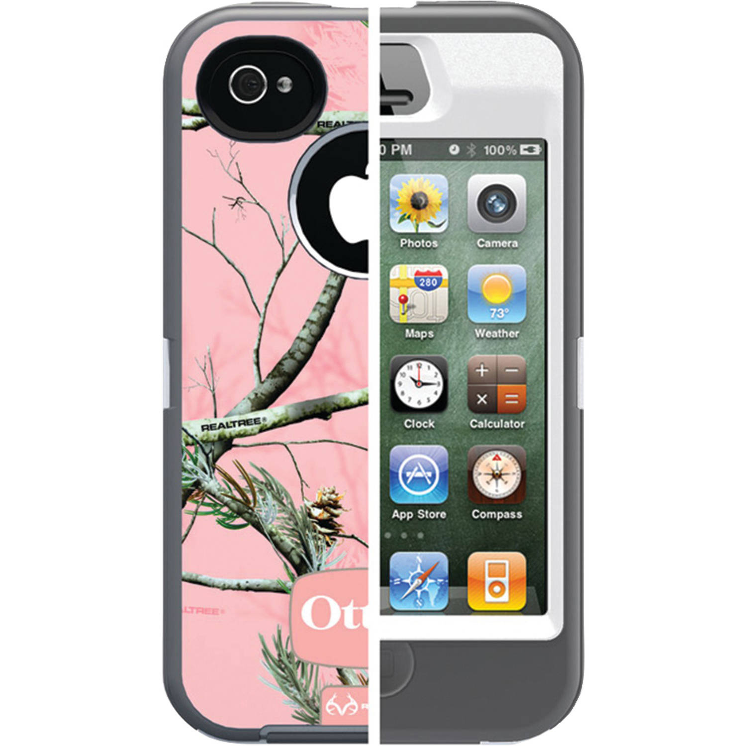 OtterBox Apple iPhone 4/4s Case Defender Series