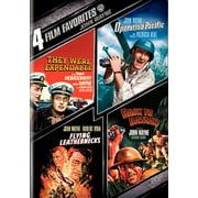 4-Film Favorites John Wayne (DVD)