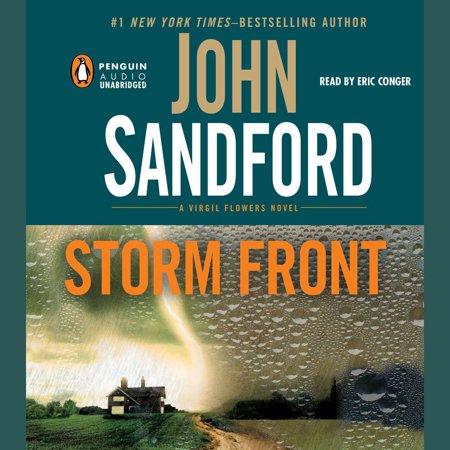 Storm Front - Audiobook