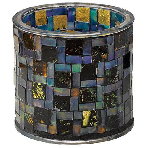 Westinghouse Solar Power Medium Mosaic Glass Table Top Light, Set of 2