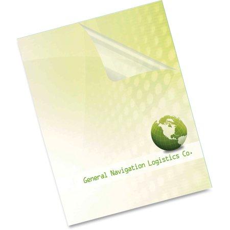 Designer Premium Binding Cover (Fellowes, FEL5242501, PET Ultra-clear Binding Covers, 100 / Pack,)