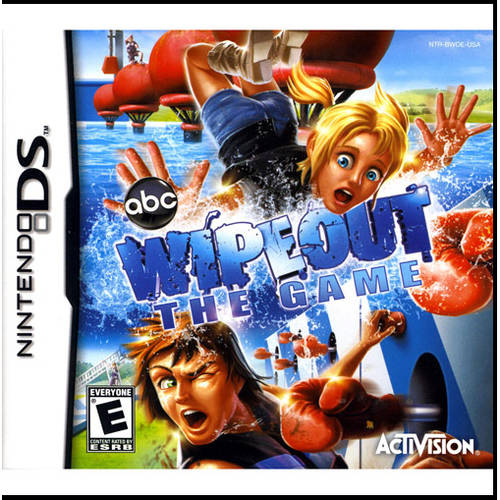 Wipe Out: The Game (DS) - Pre-Owned