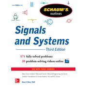 Schaum's Outline of Signals and Systems 3ed. - eBook