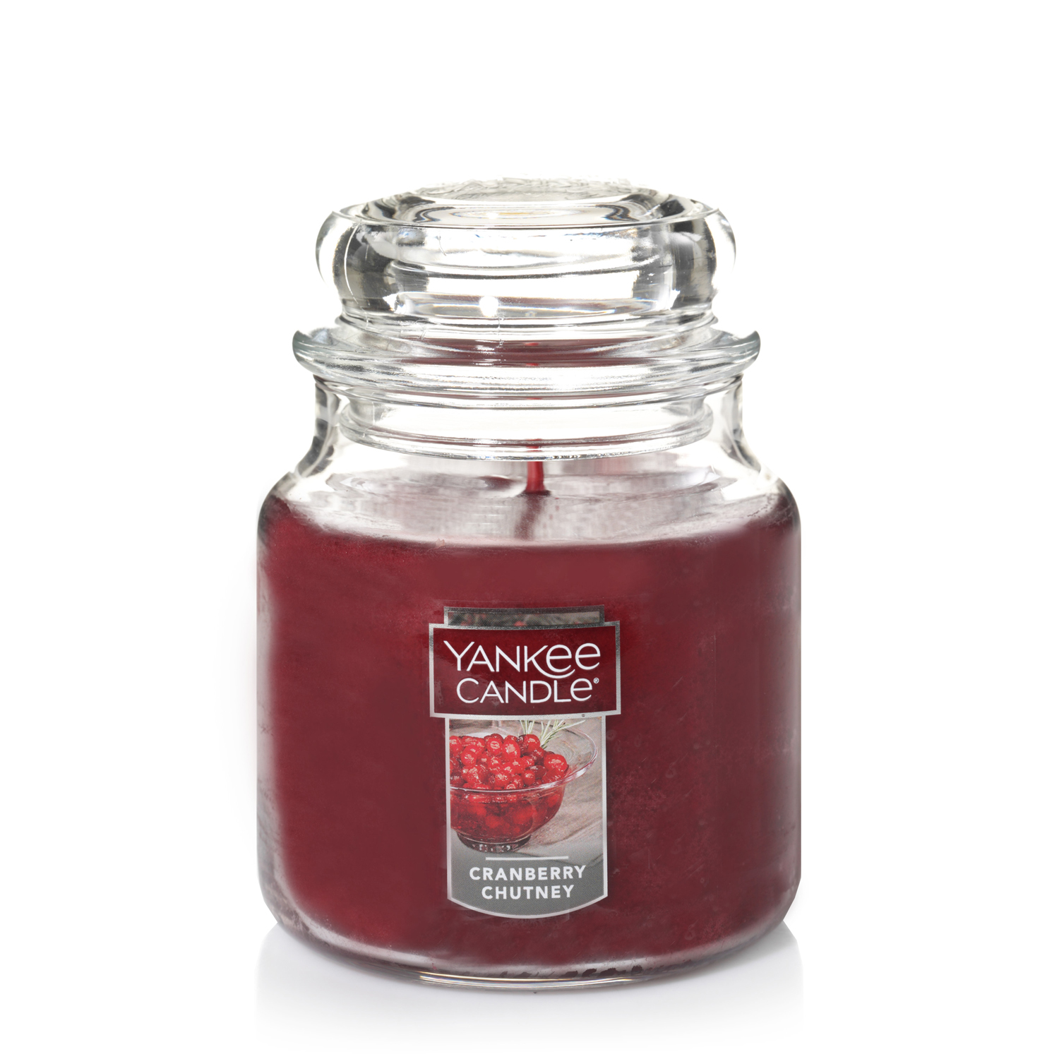 Yankee Candle Large 2-Wick Tumbler Candle, Cranberry Chutney by Newell Brands