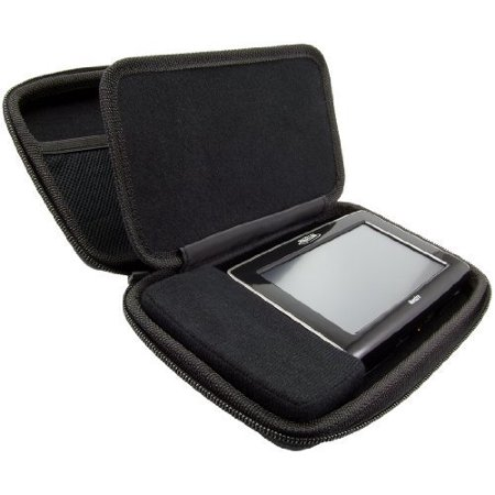 Garment Case (GPSHDCS7: i.Trek Extra Large Hard Shell Case for Garmin TomTom Magellan GPS)