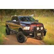 Ranch Hand BTD101BLR Legend BullNose Series Front Bumper