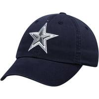 Men's Navy Dallas Cowboys MVP Adjustable Hat - OSFA