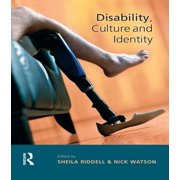 Disability, Culture and Identity - eBook
