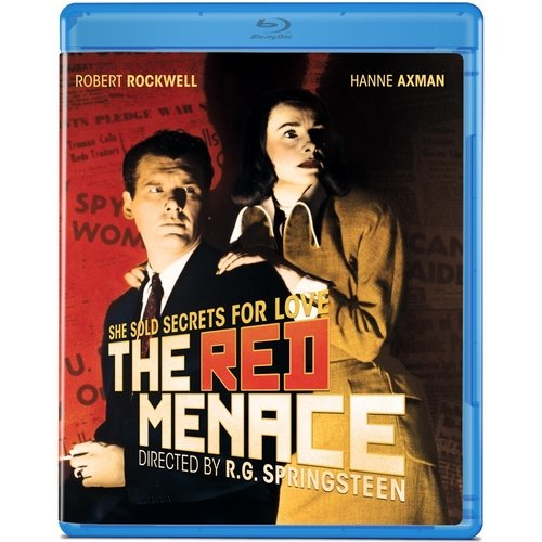 The Red Menace (Blu-ray) (Full Frame)